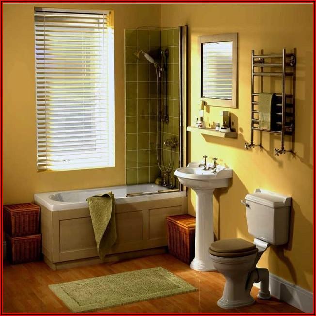 Beispiele Kleine Badezimmer