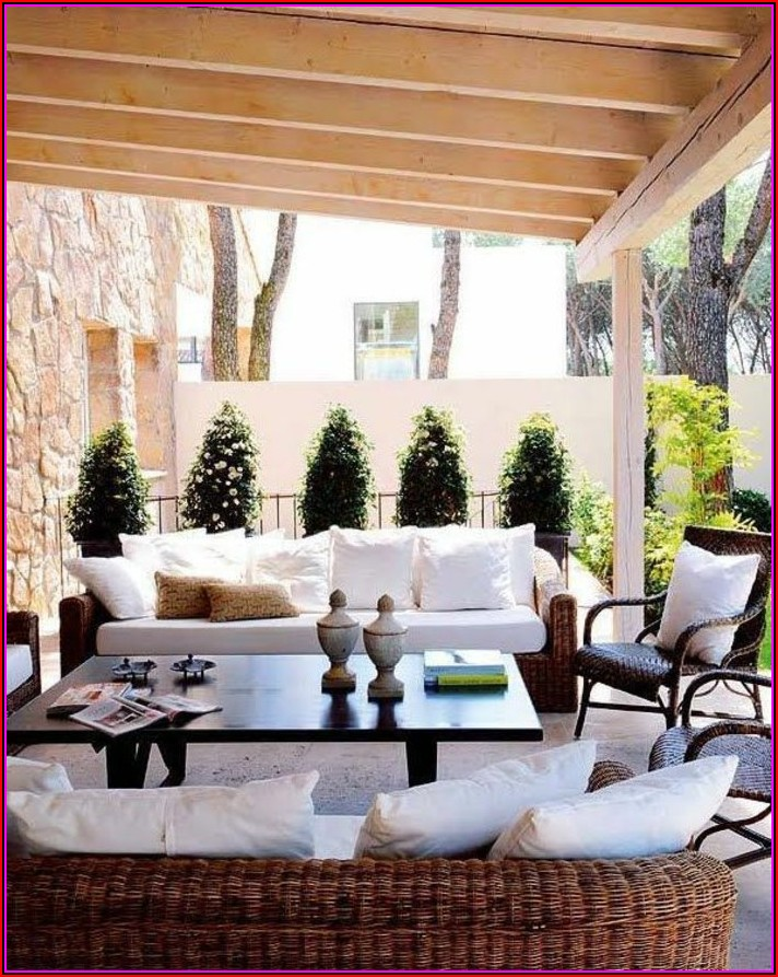 Deko Für Die Terrasse