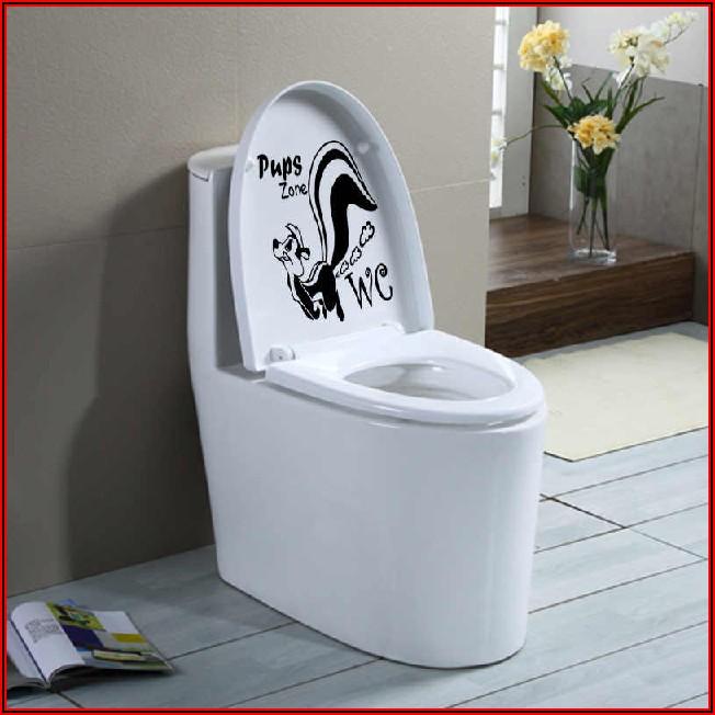 Deko Sticker Badezimmer
