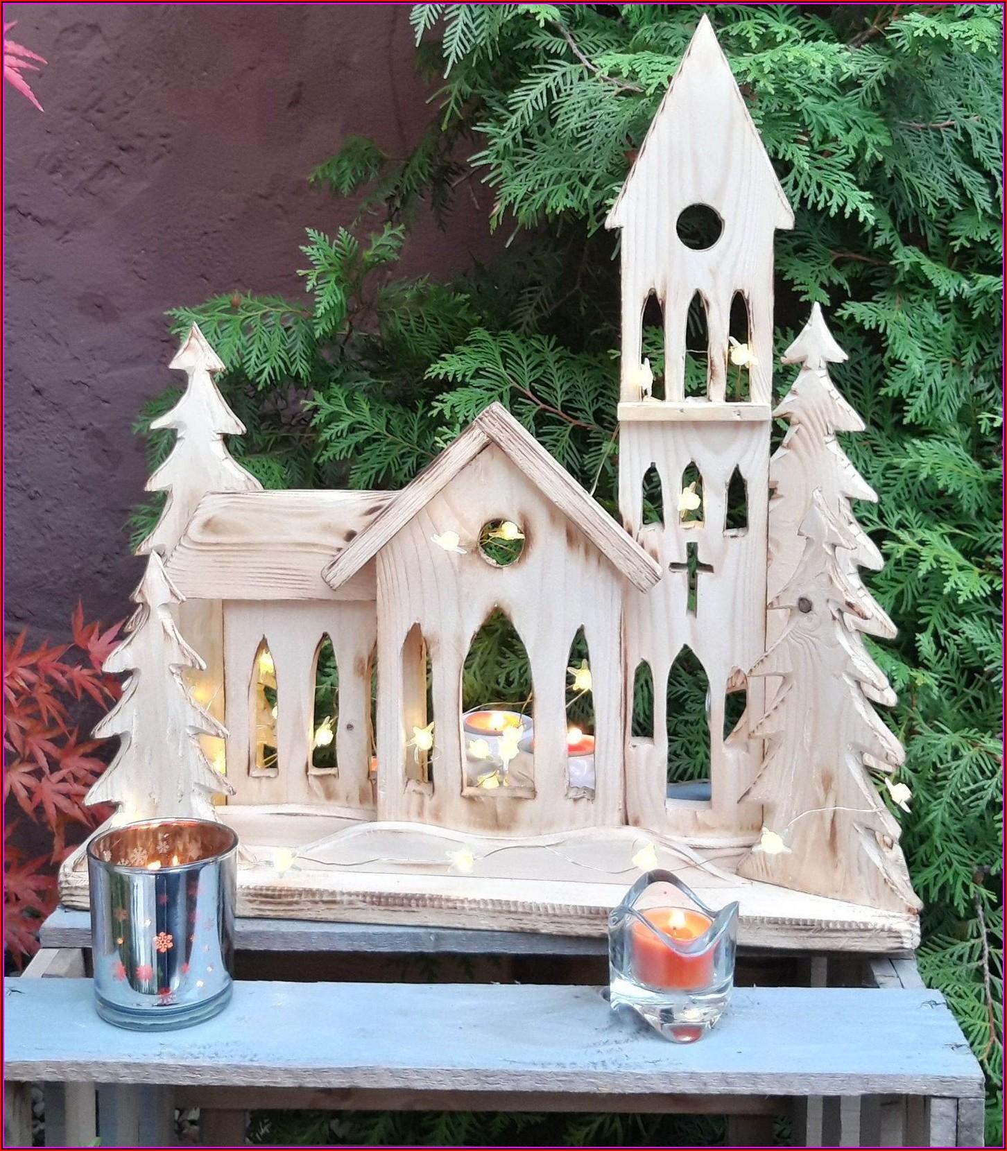 Deko Weihnachten Terrasse