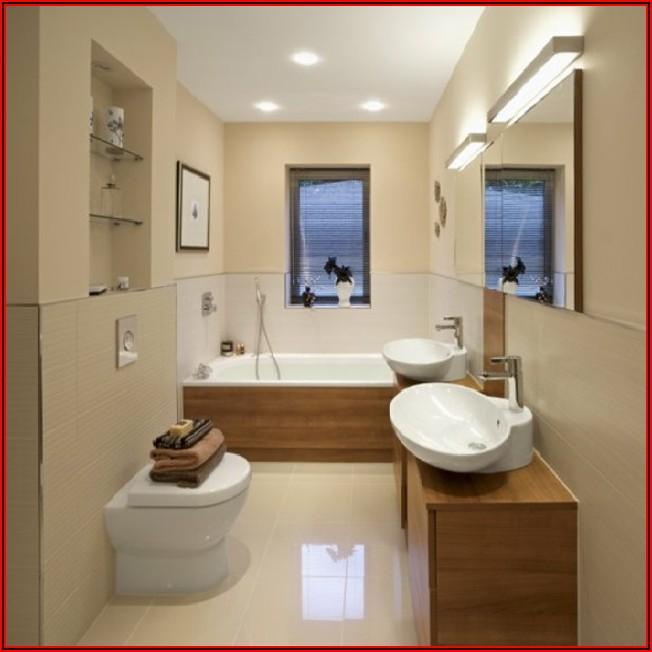 Gestaltung Von Kleinen Badezimmern