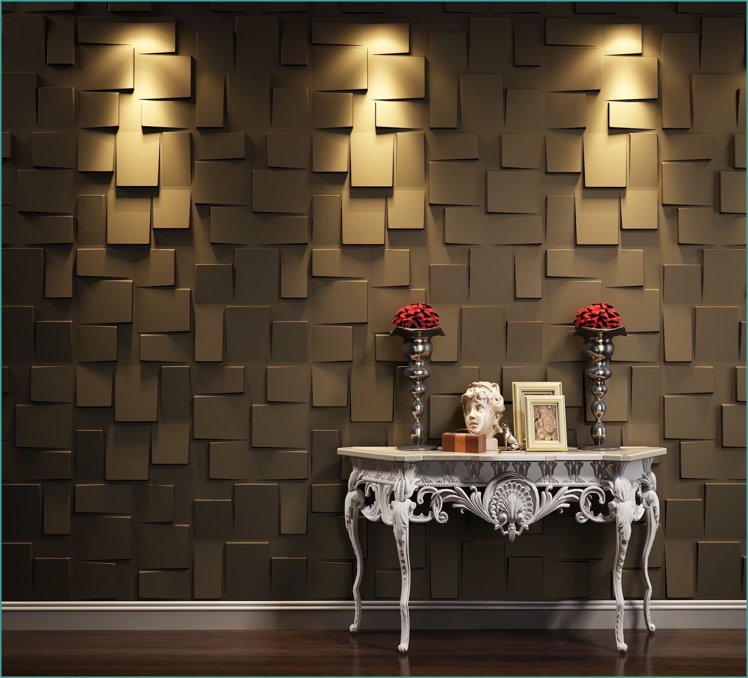 Idee Für Wohnzimmer Wand