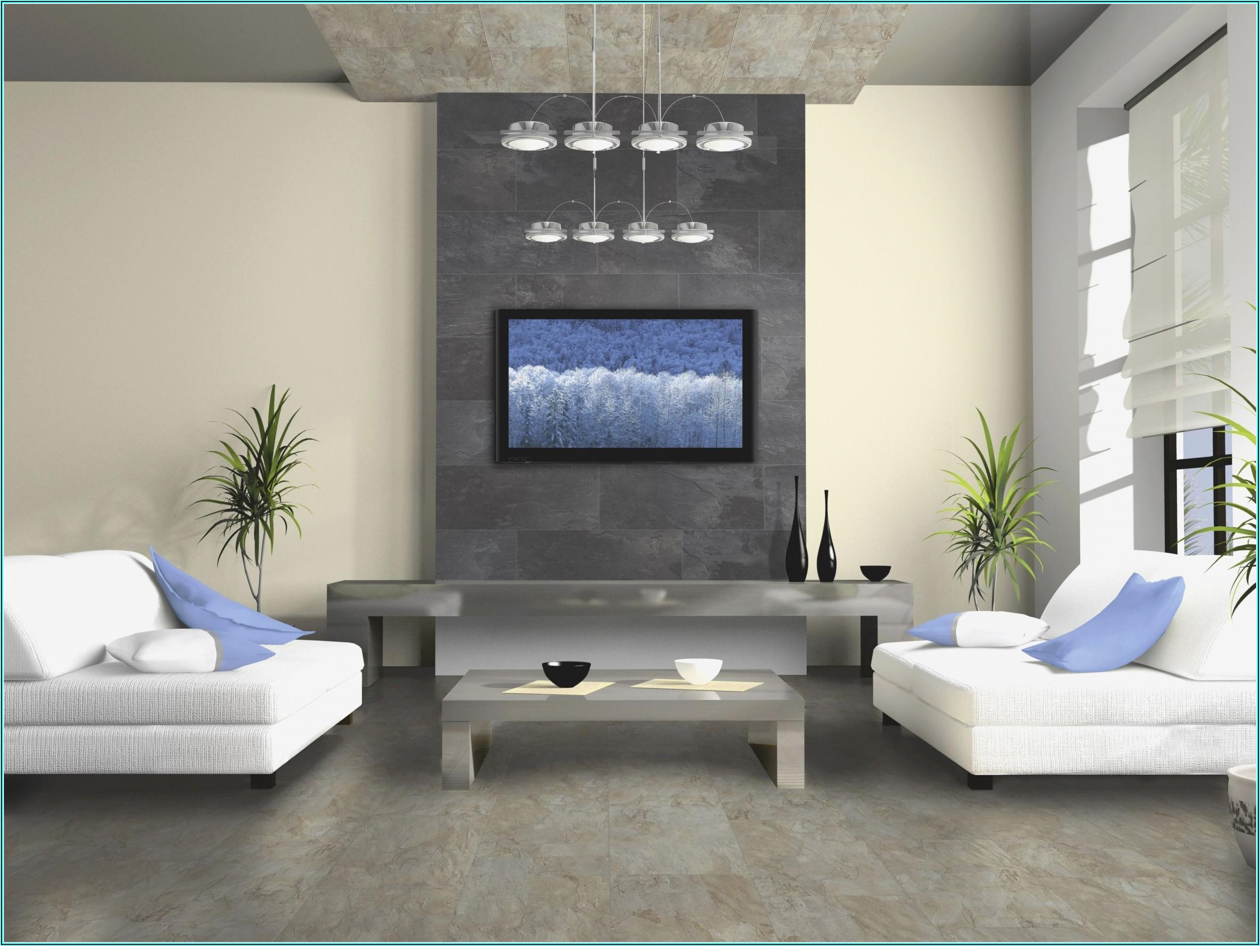 Idee Wohnzimmer Wand