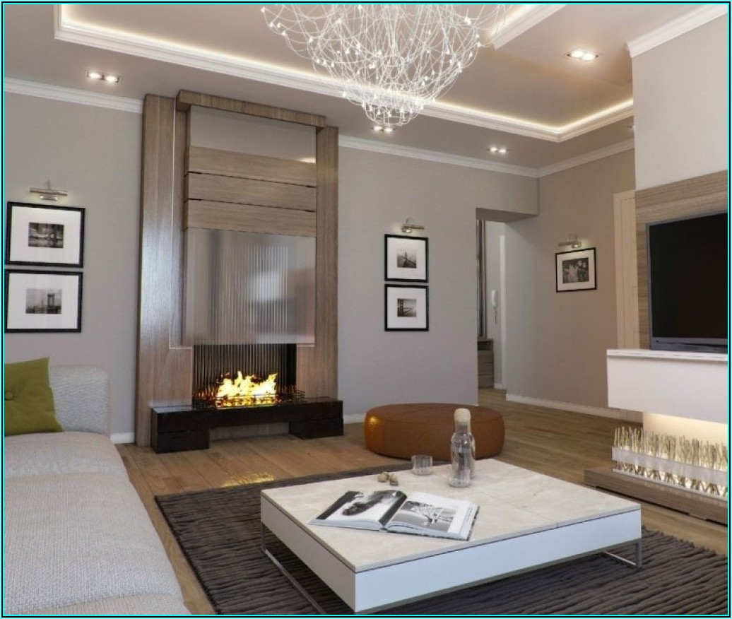 Ideen Deckenbeleuchtung Wohnzimmer