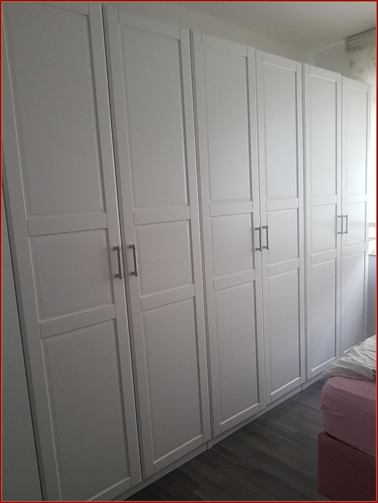 Ikea Schlafzimmer Schrank Schräge
