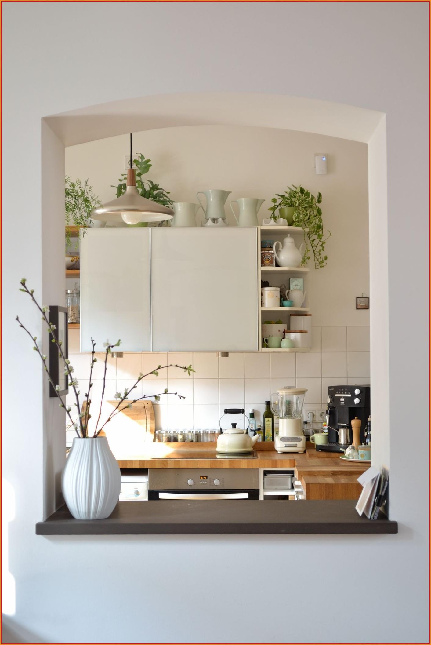 Küchen Wanddeko Ideen