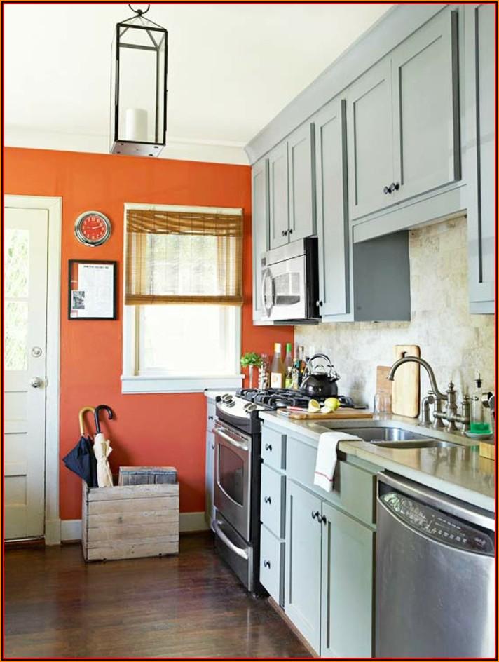 Küchenschränke Streichen Ideen