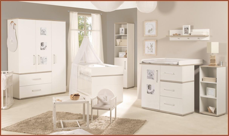 Kinderzimmer Bett Und Schrank