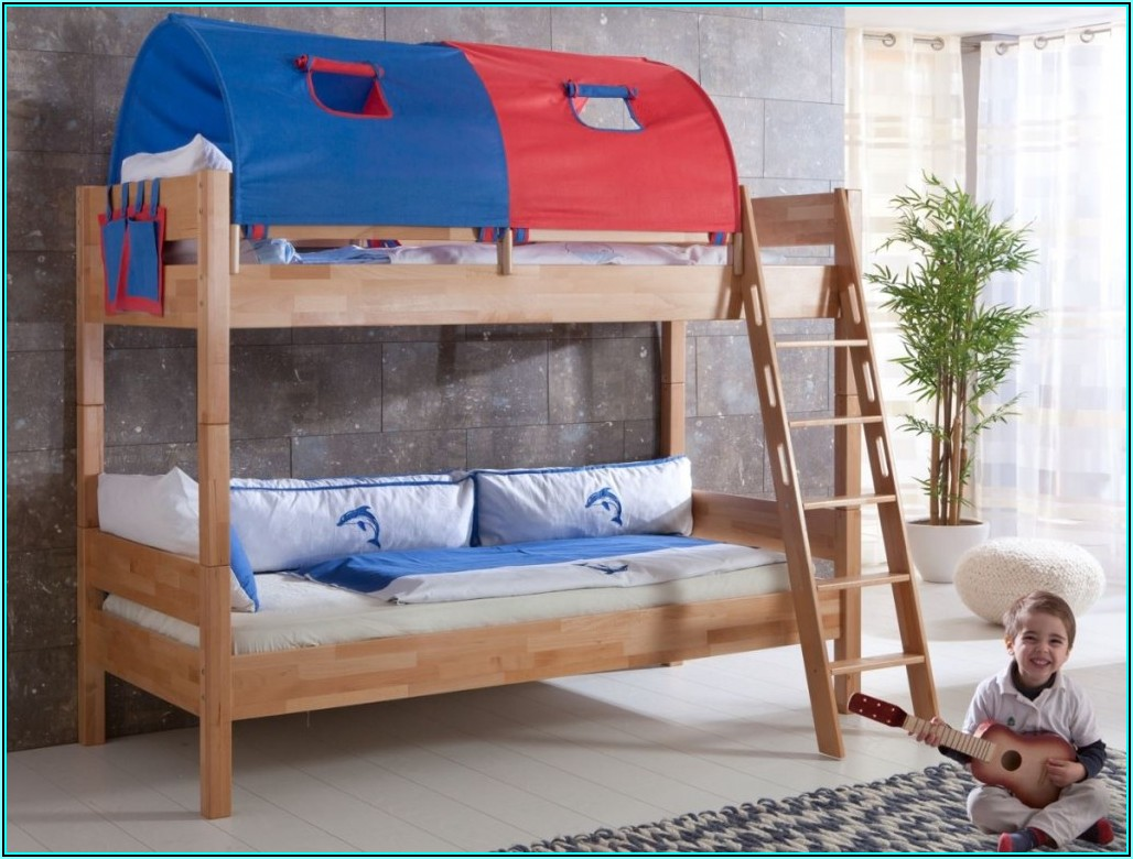 Kinderzimmer Blau Rot