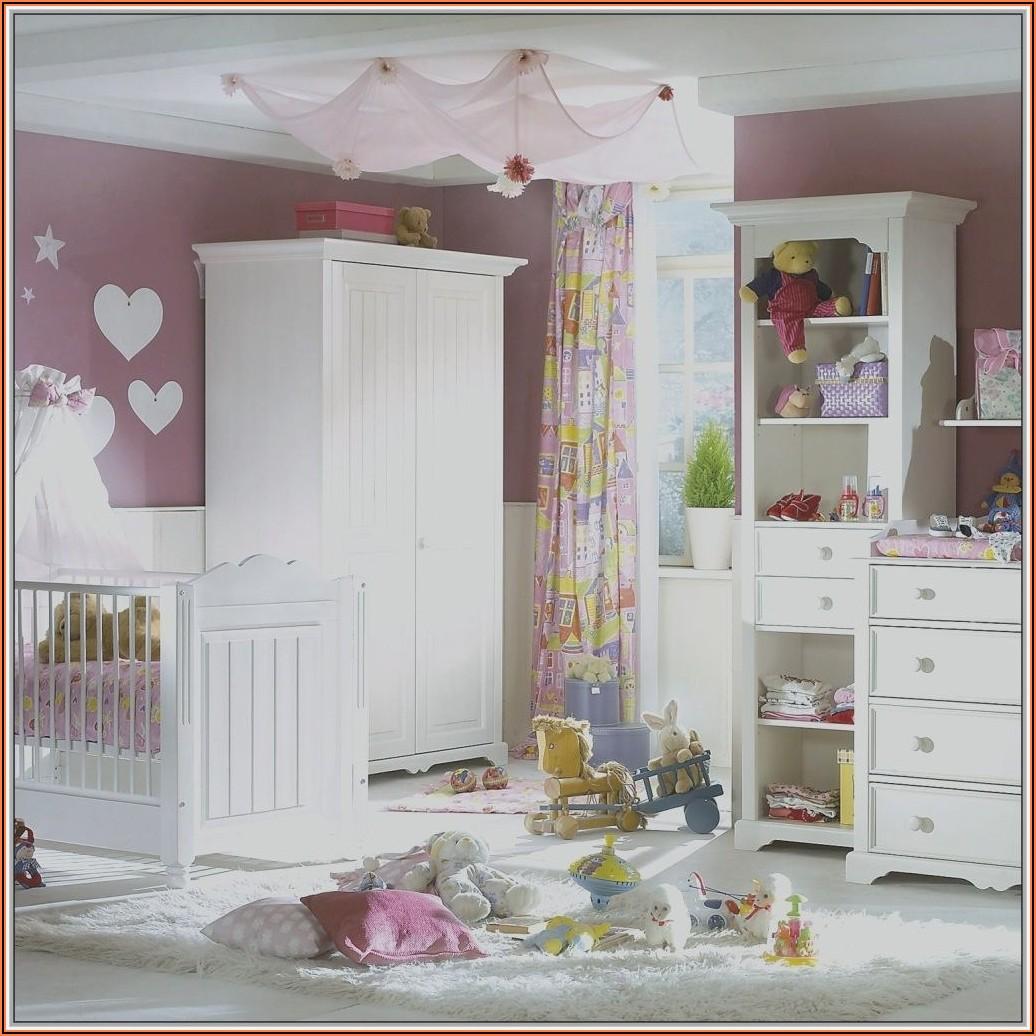 Kinderzimmer Cinderella Weiß Kiefer Massiv