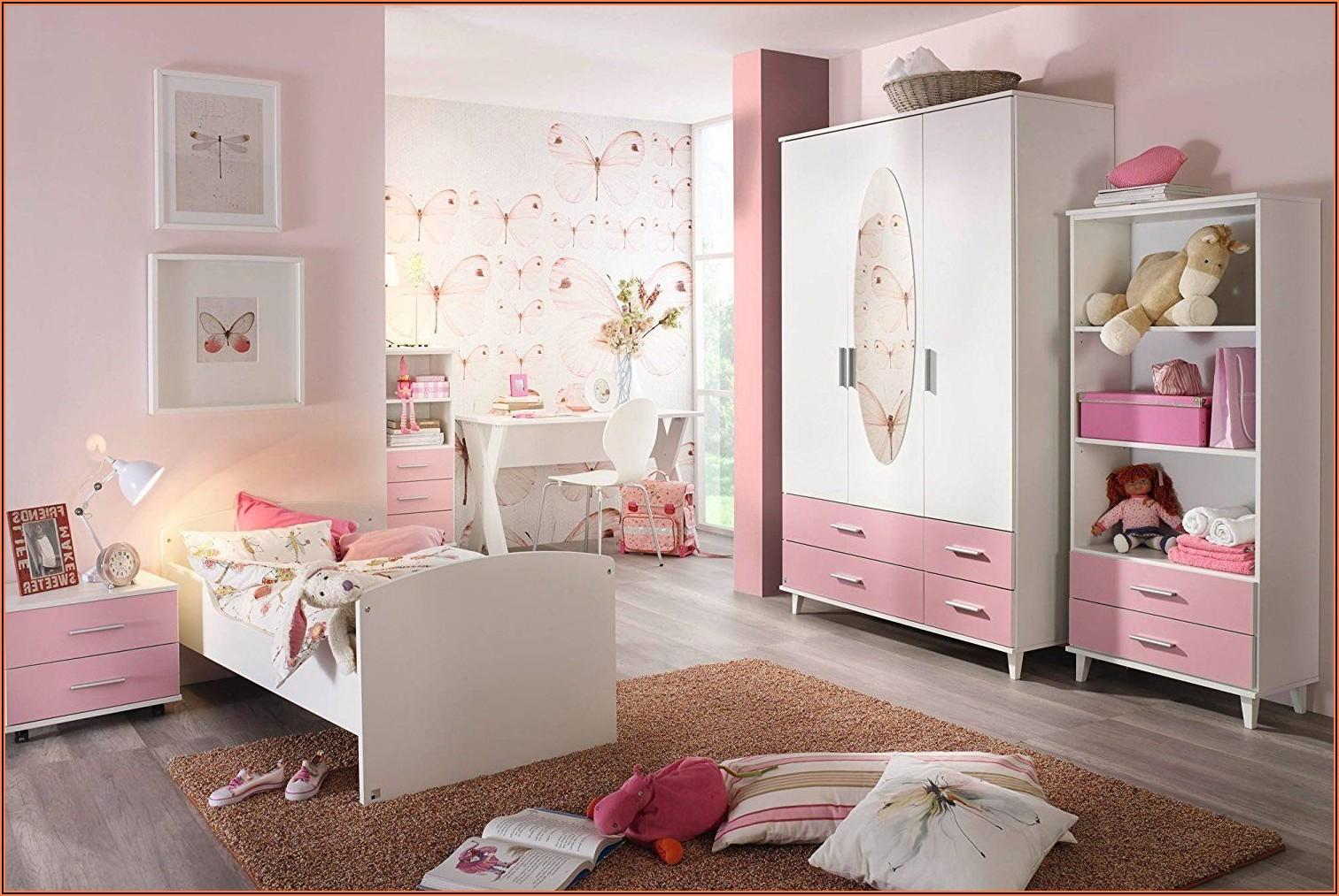 Kinderzimmer Komplett Set Mädchen