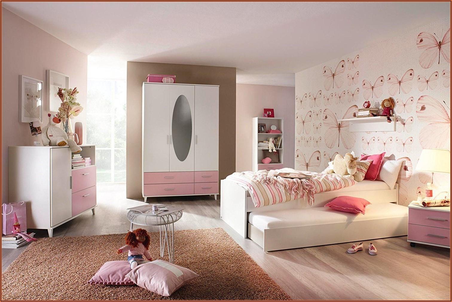 Kinderzimmer Mädchen Komplett Set