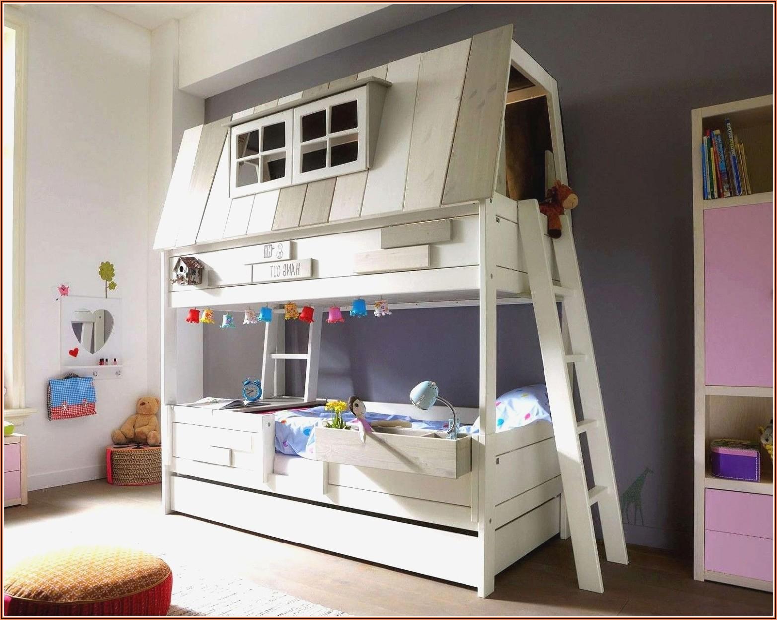 Kinderzimmer Mit Hochbett Komplett