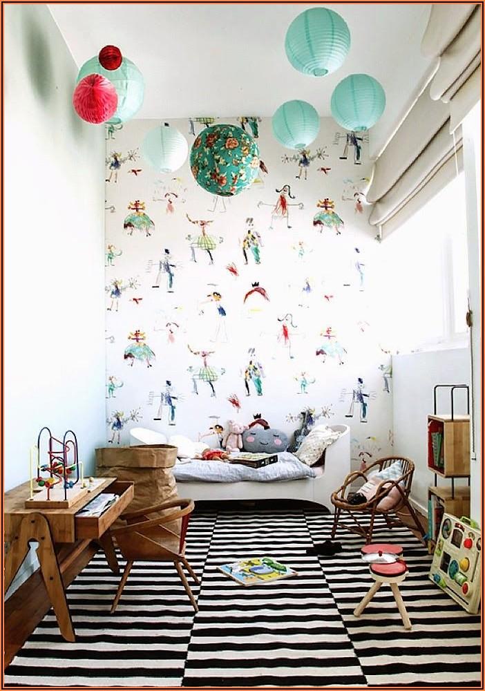Kinderzimmer Tapeten Jungs