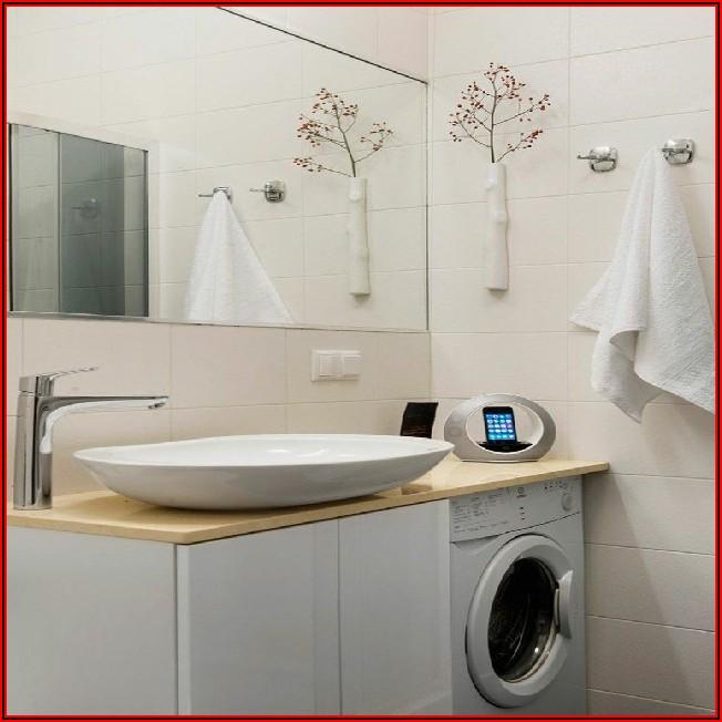 Kleine Waschmaschine Badezimmer