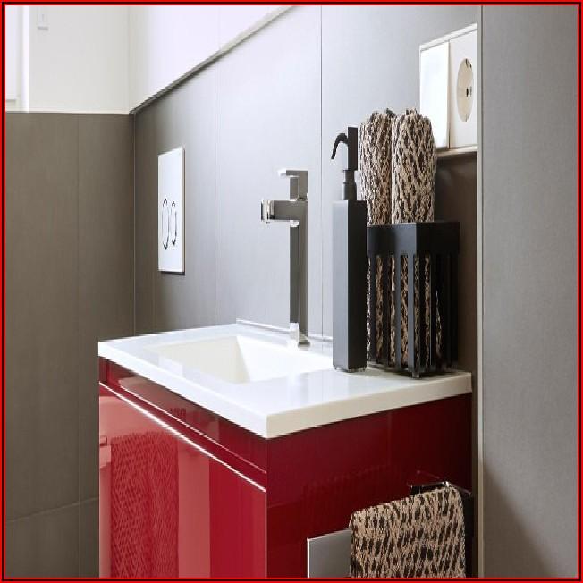 Kleines Bad Mit Schrägen Wänden