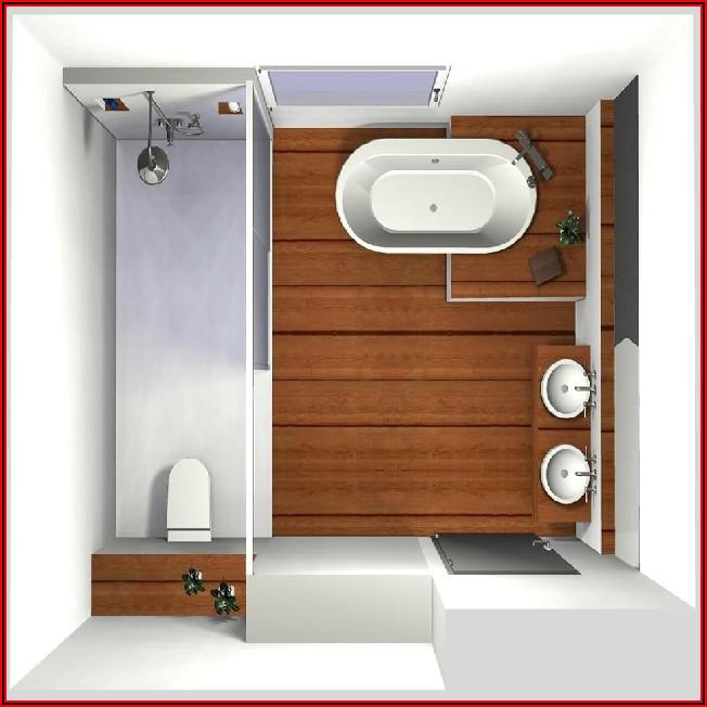 Kleines Bad Mit Wanne Und Dusche Gestalten