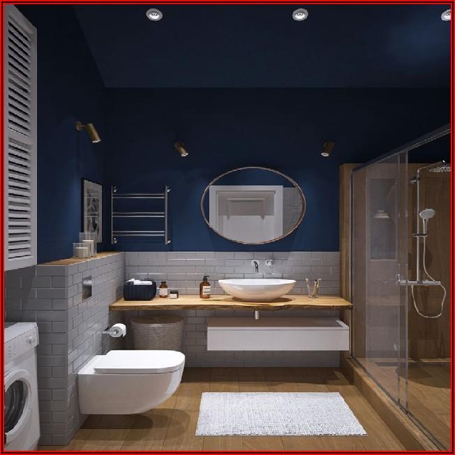 Kleines Badezimmer Farben