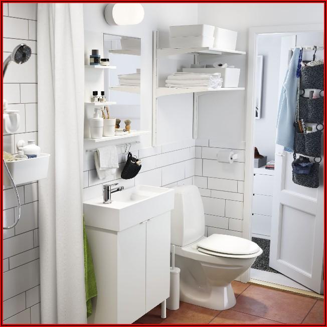 Kleines Badezimmer Ikea