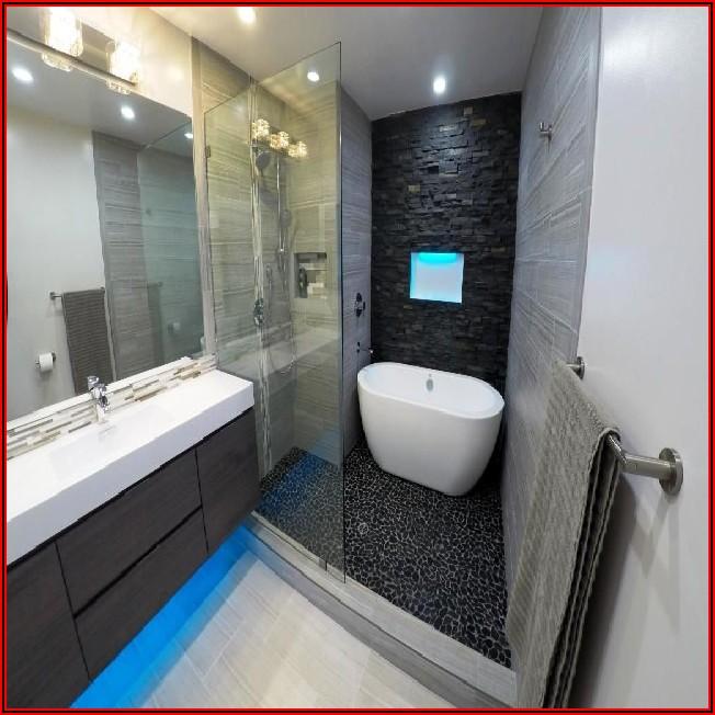 Kleines Badezimmer Mit Dusche Renovieren