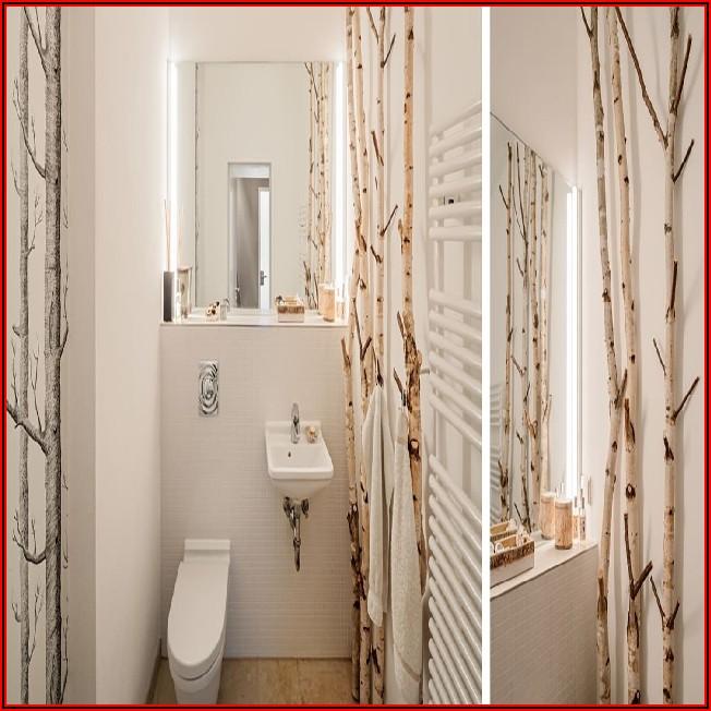 Kleines Badezimmer Ohne Fenster Einrichten