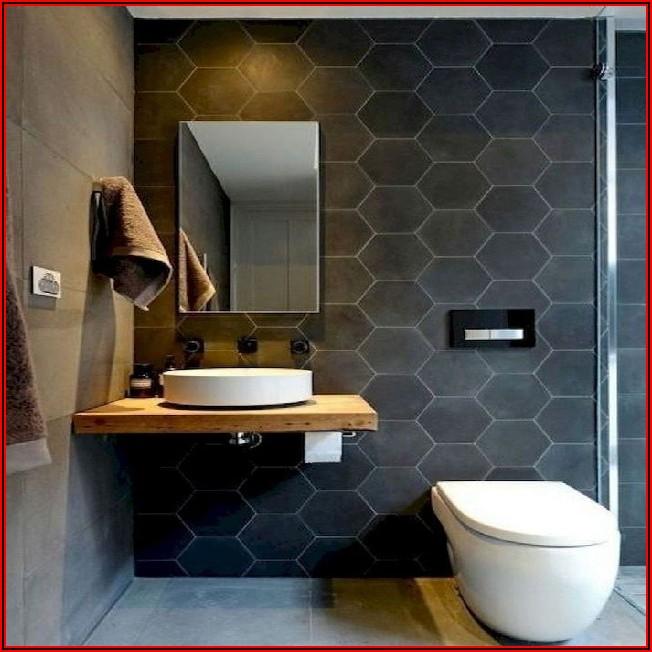 Kleines Gemütliches Badezimmer