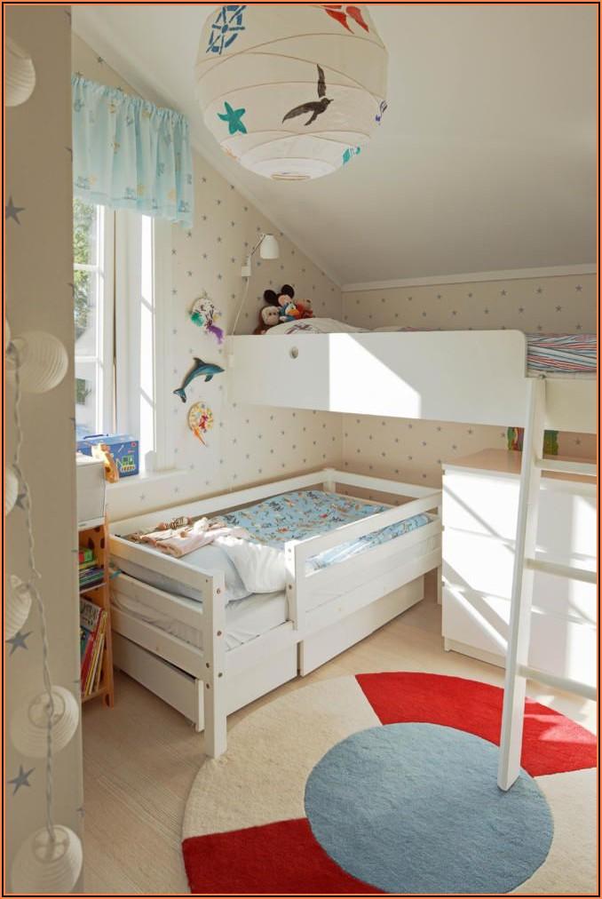 Kleines Kinderzimmer Für 2 Mädchen Einrichten