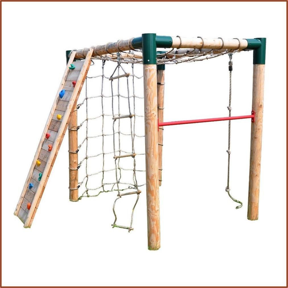 Klettergerüst Für Kinderzimmer Selber Bauen