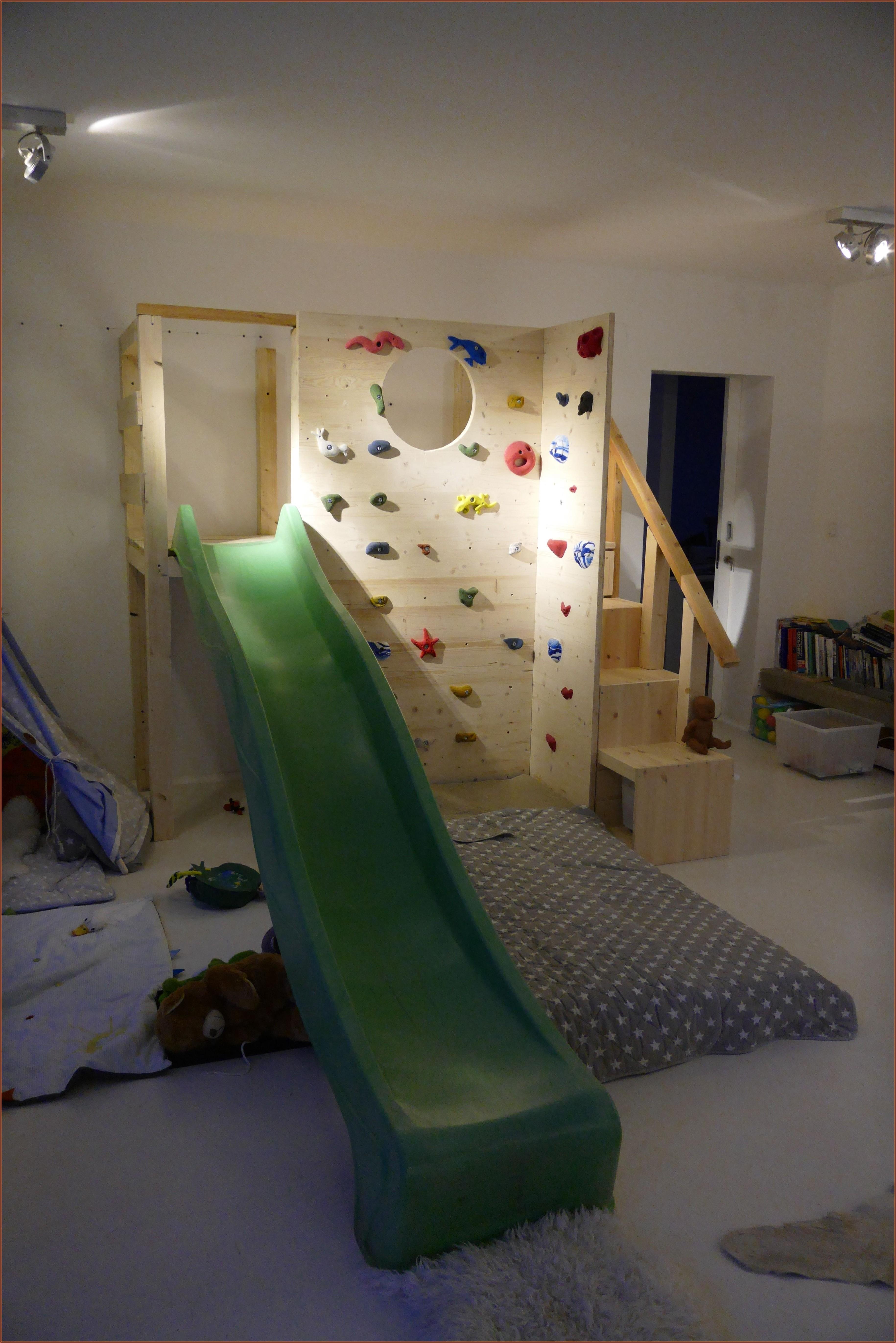 Kletterwand Indoor Kinder Selber Bauen