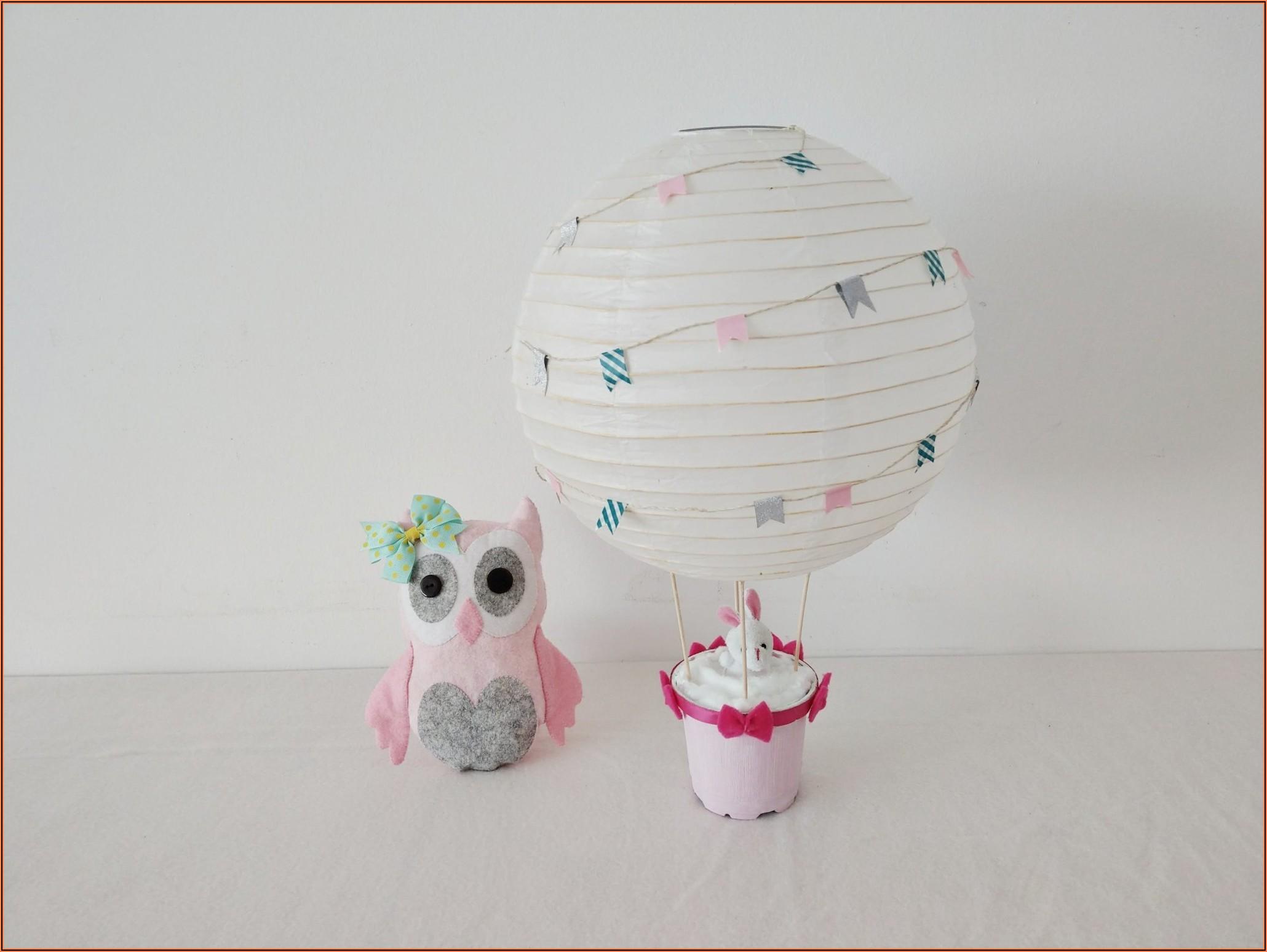 Lampe Für Kinderzimmer Basteln