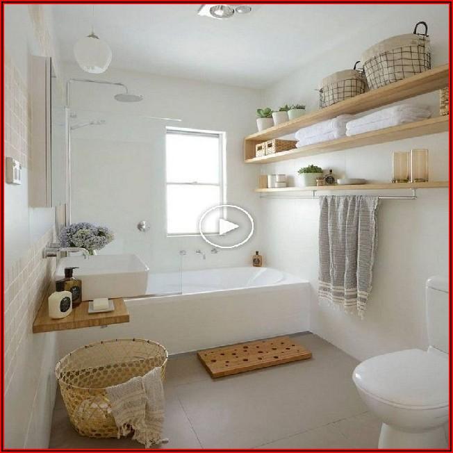 Luxus Badezimmer Deko