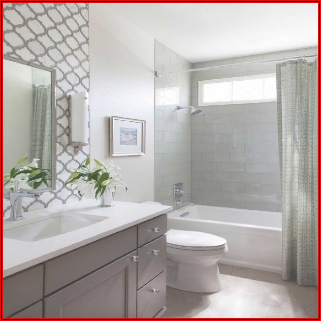 Modernes Kleines Badezimmer