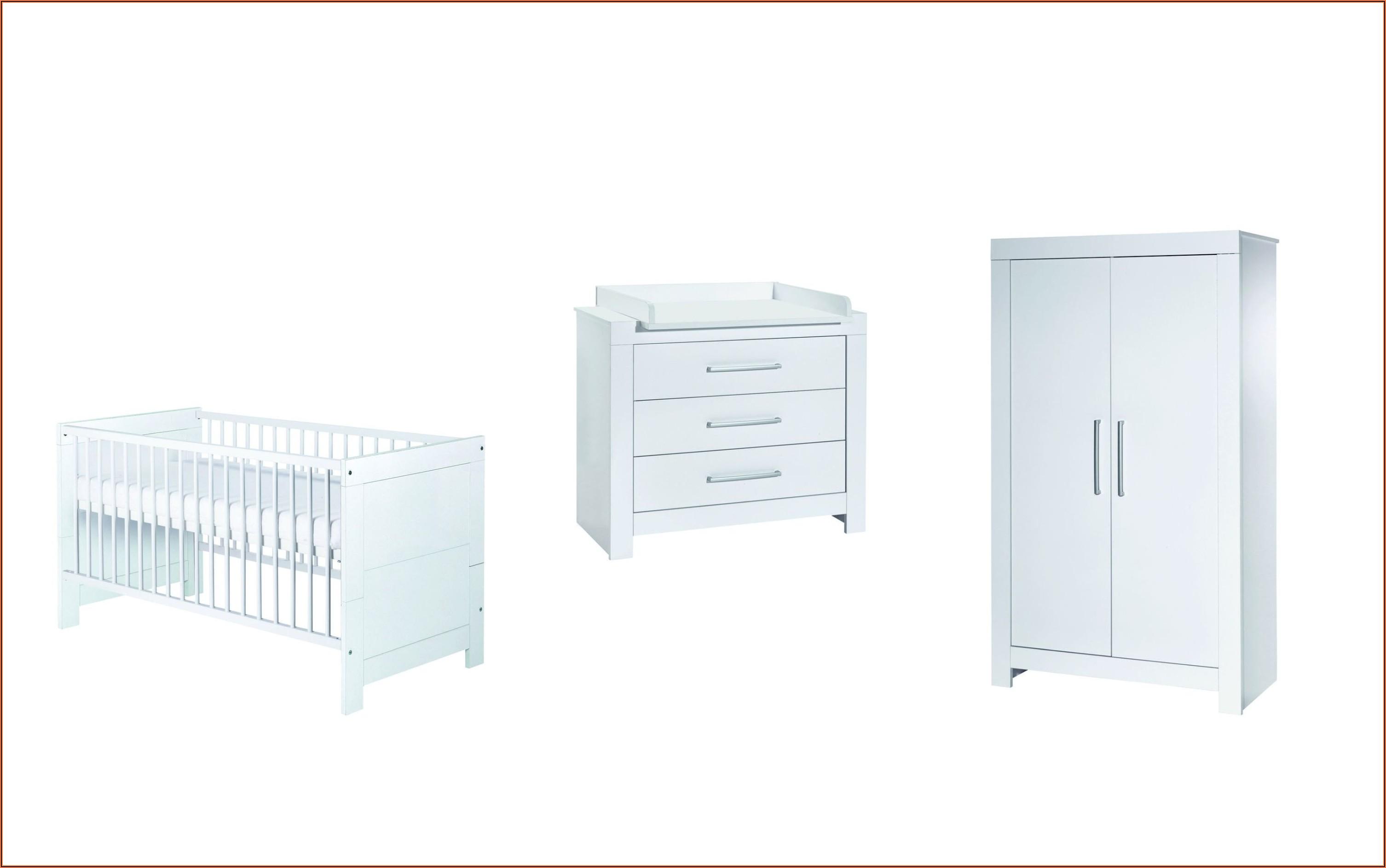 Schardt Babyzimmer Nordic White
