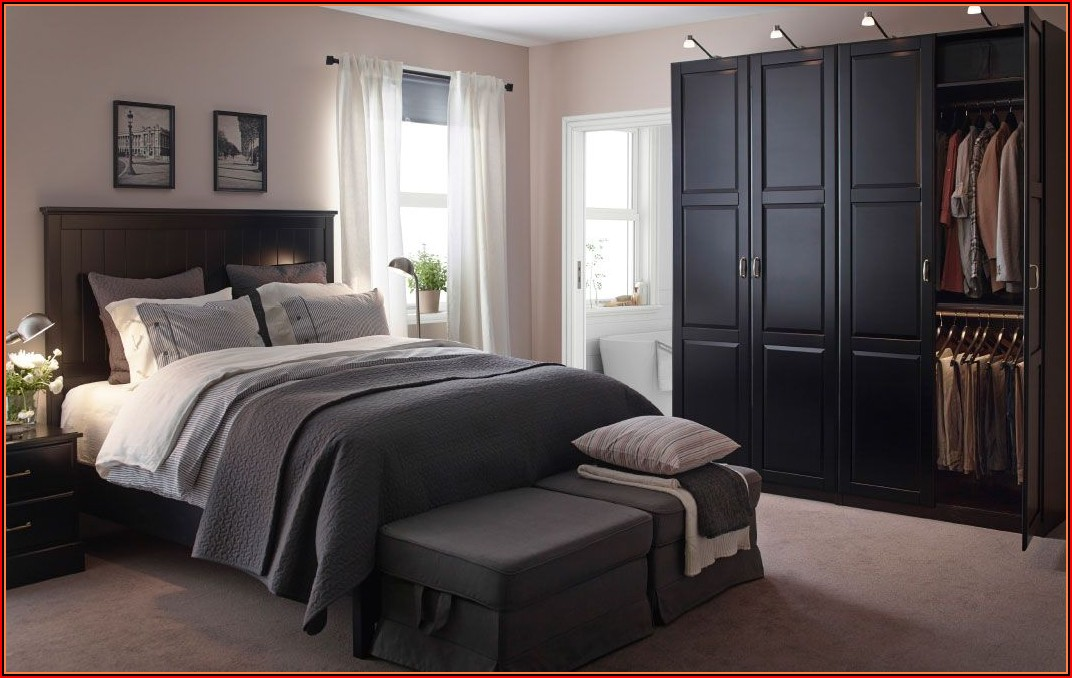 Schlafzimmer Bei Ikea