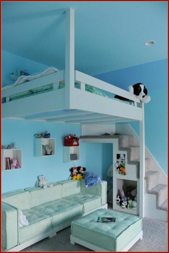 Schlafzimmer Ideen Mit Hochbett