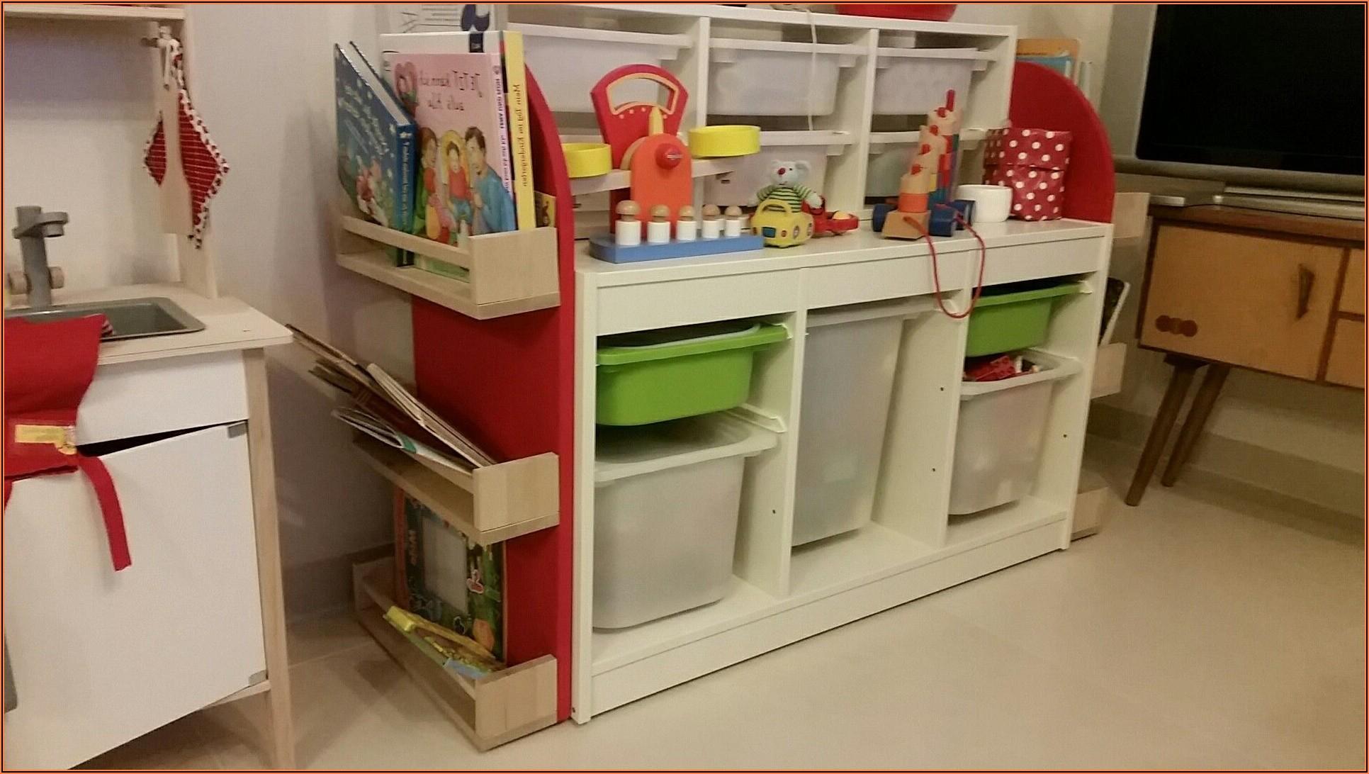 Spielzeugregal Kinderzimmer Ikea