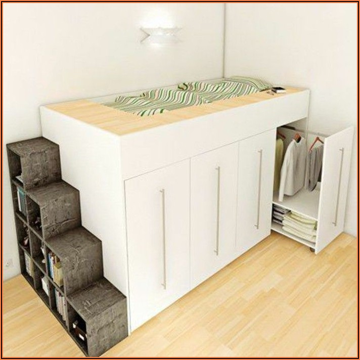 Stauraum Ideen Für Kleine Kinderzimmer