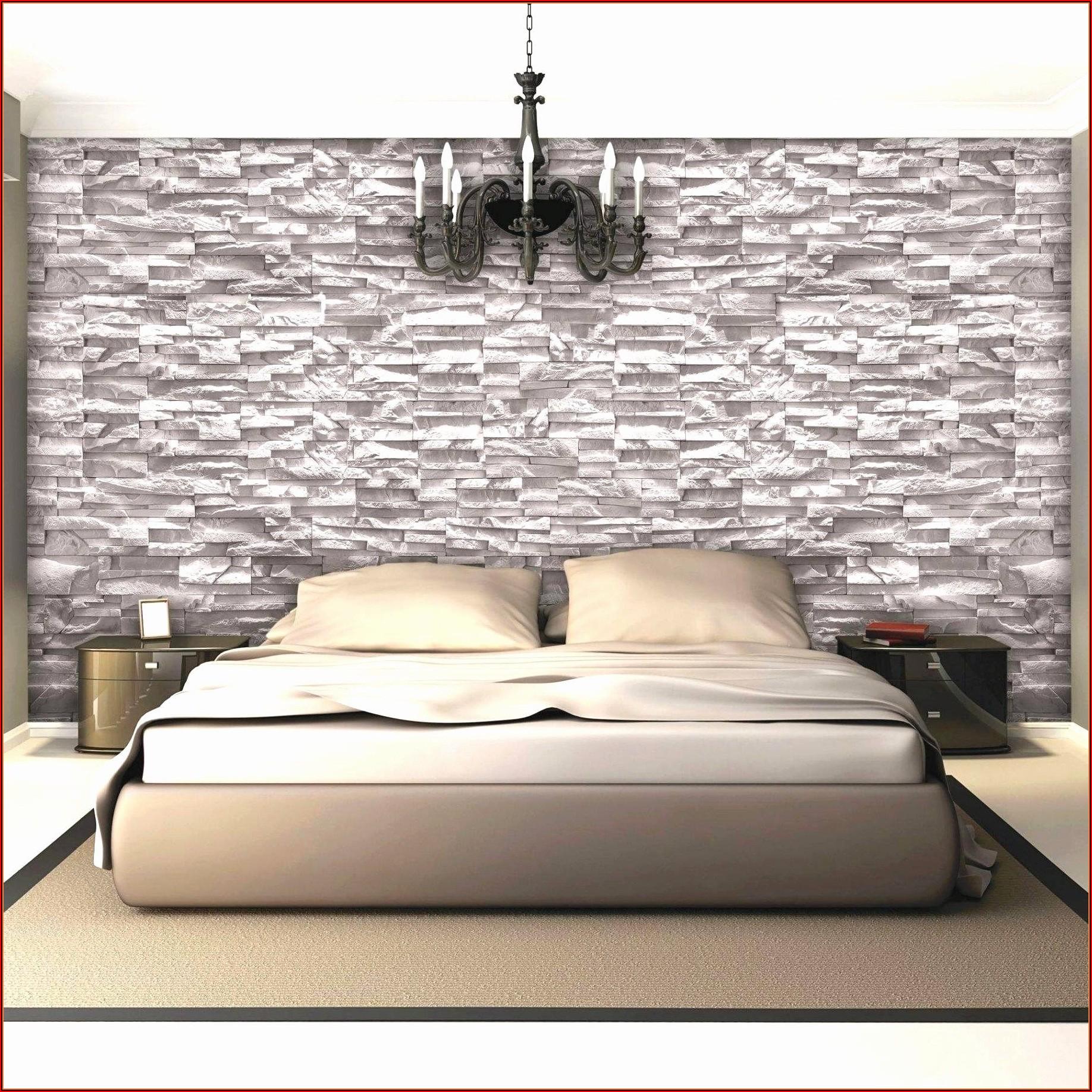 Tapeten Idee Für Schlafzimmer