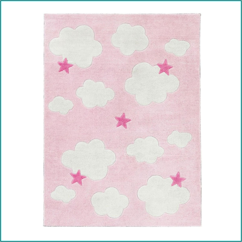 Teppich Kinderzimmer Wolken