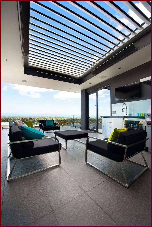 Terrasse Dekorieren Modern