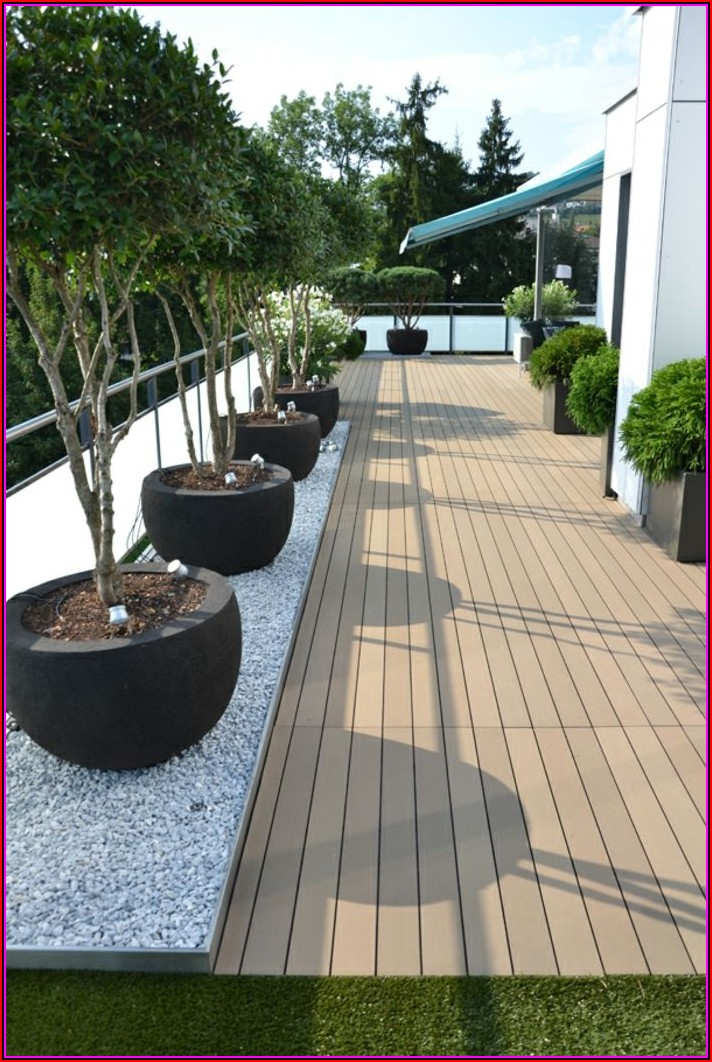 Terrasse Mit Pflanzen Bilder