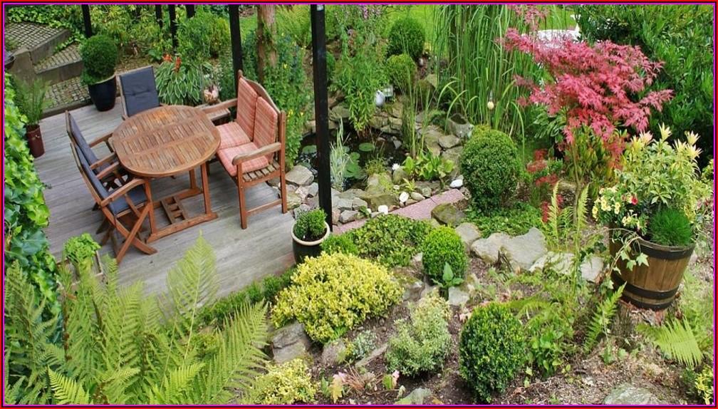 Tipps Für Kleine Terrassen
