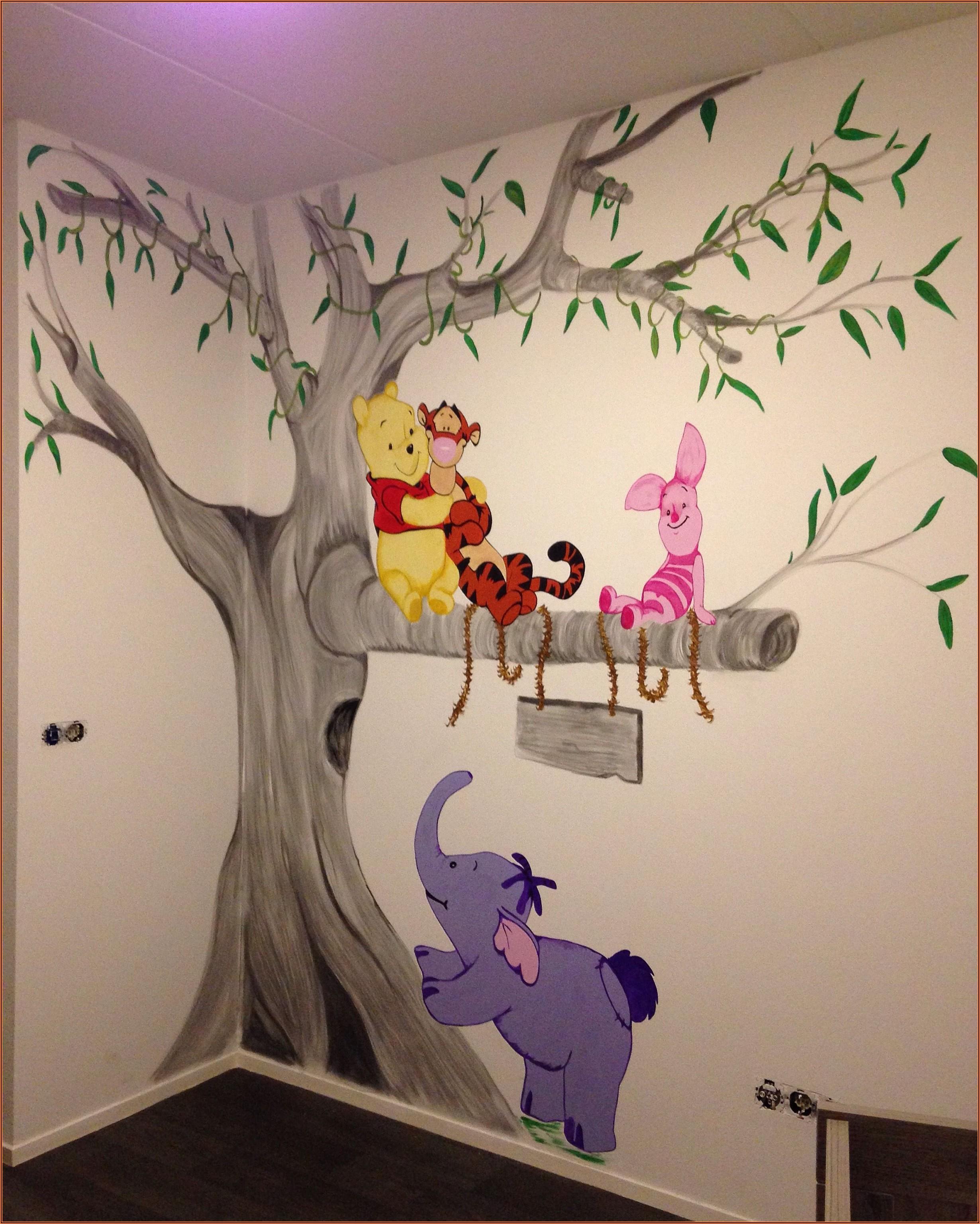 Wandbilder Winnie Pooh Kinderzimmer