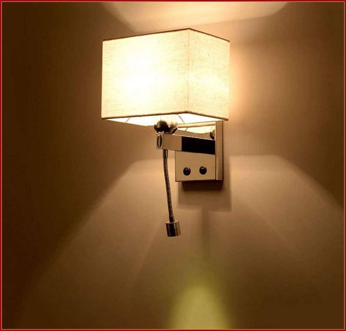 Wandlampen Schlafzimmer Ikea