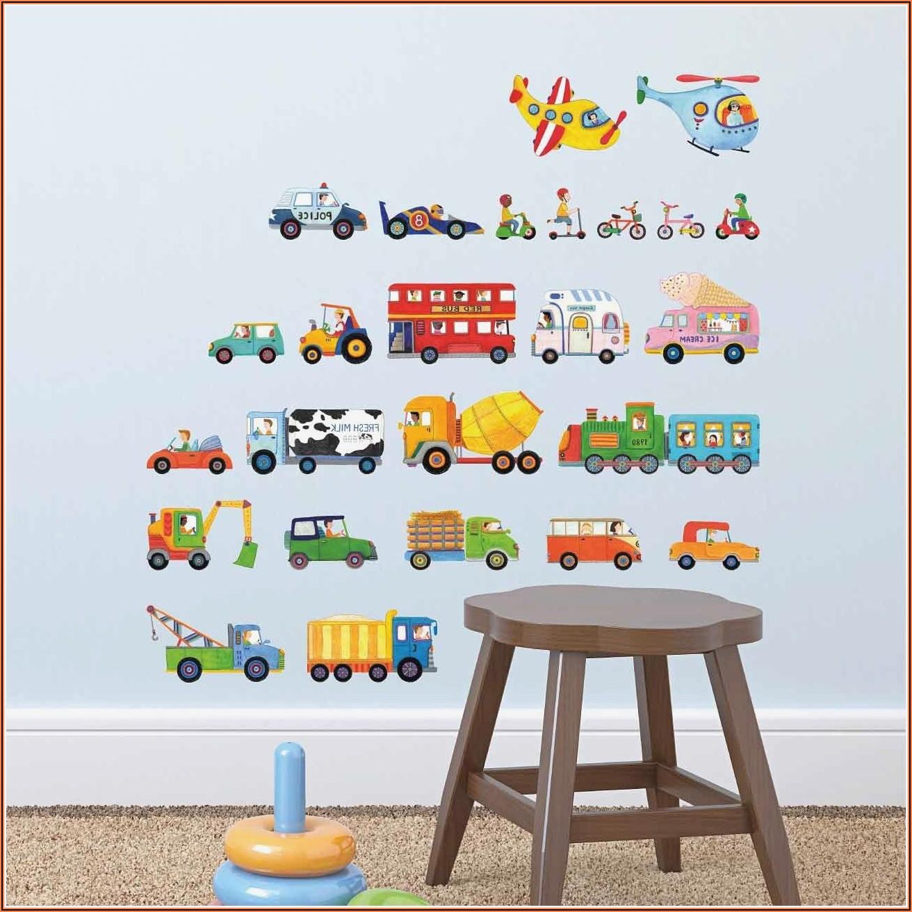 Wandtattoos Cars Kinderzimmer Kinderzimme House und