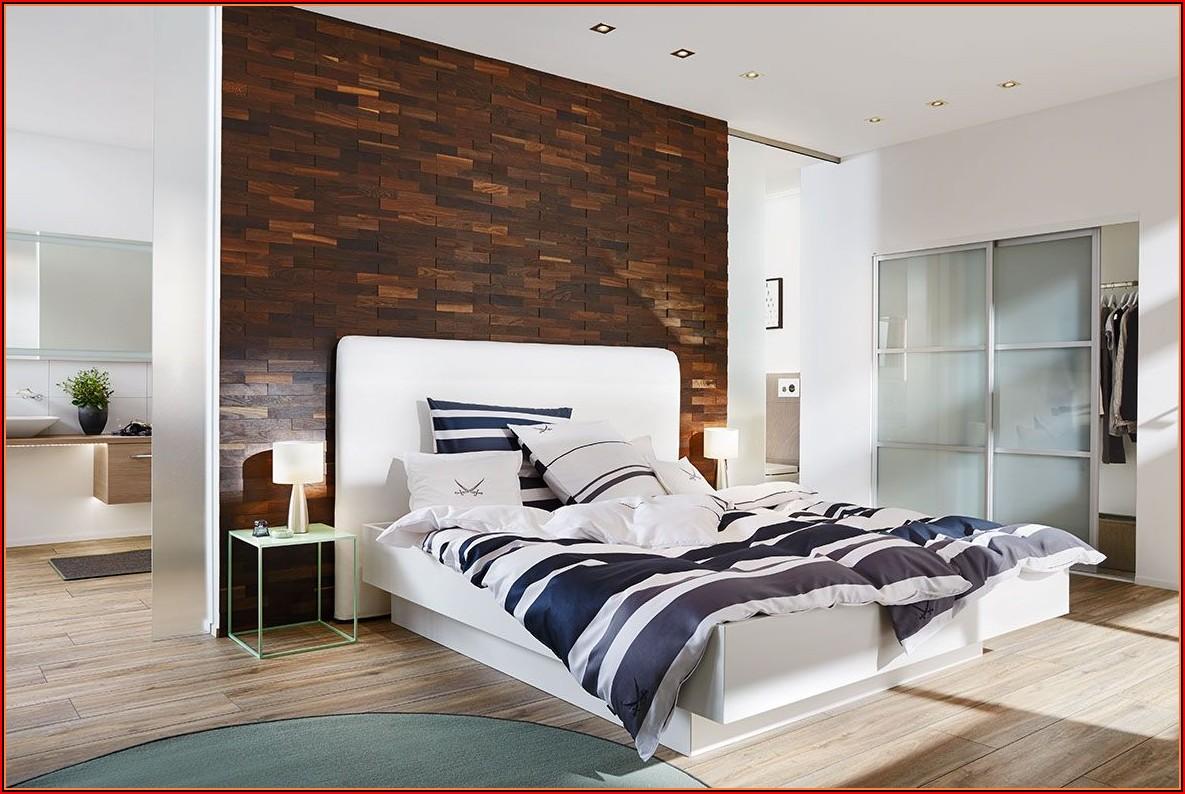 Wandverkleidung Ideen Schlafzimmer