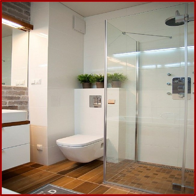 Welche Dusche Für Kleines Bad