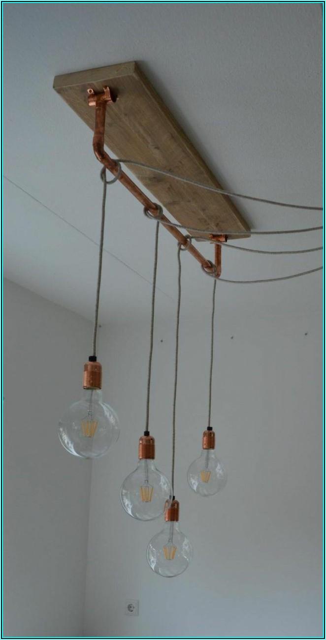 Wohnzimmer Lampe Idee