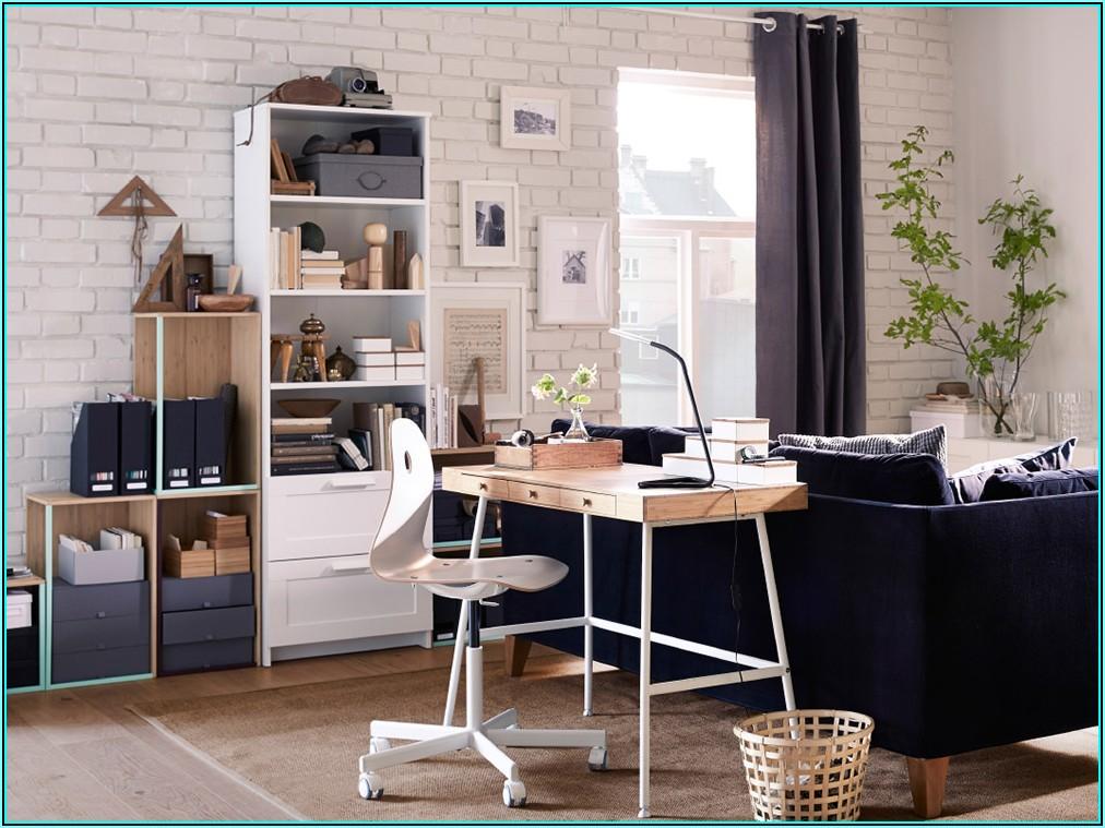 Wohnzimmer Mit Büro Ideen
