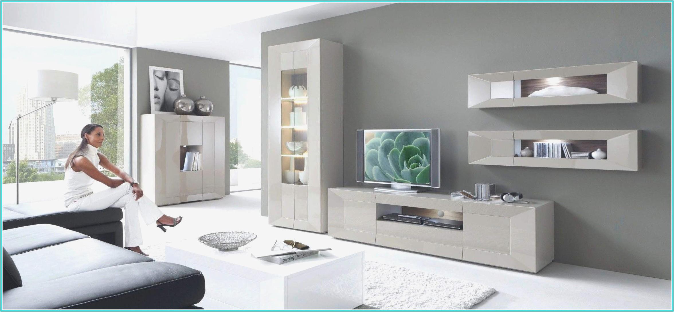 Wohnzimmerwand Ideen Farbe